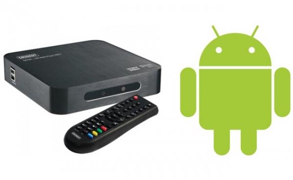 HD-медиаплеер на базе Android
