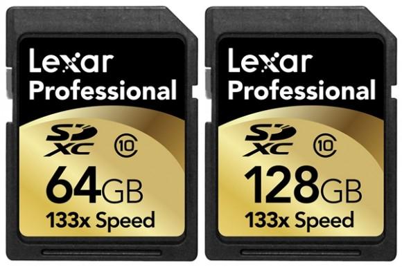 Самые емкие SD-карты от Lexar