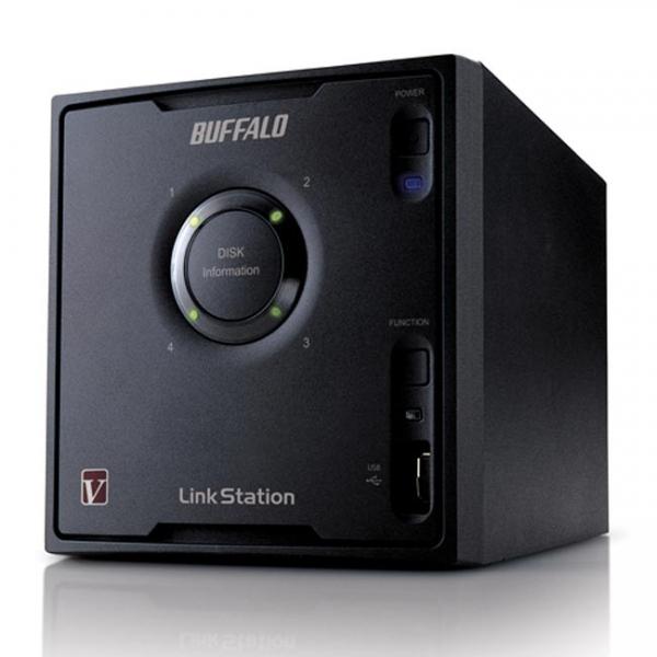 8-терабайтный сетевой диск от Buffalo
