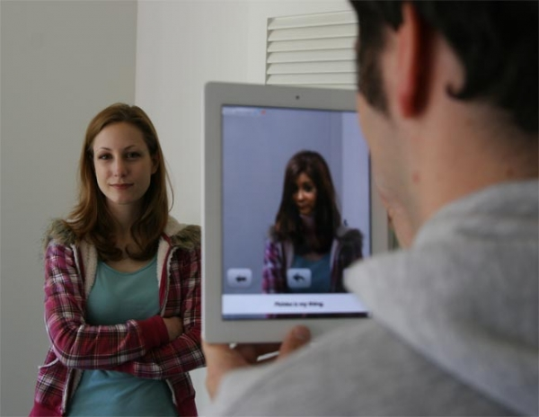 Какой должна быть дополненная реальность для iPad 2