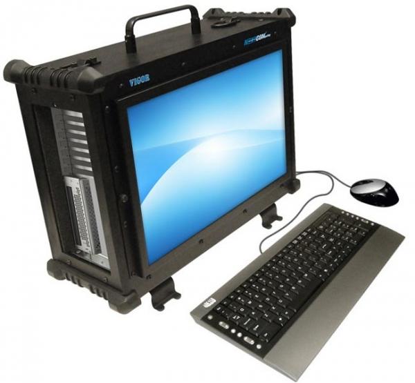 Прочный портативный компьютер Vigor EX