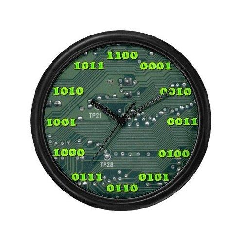 Двоичные часы Binary School Wall Clock