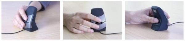 DXT Precision Mouse – первая в мире вертикальная мышь