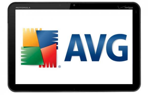 AVG предлагает антивирус для планшетов на Android
