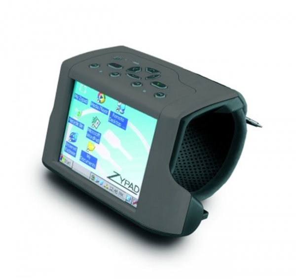 Носимый компьютер Eurotech Zypad WL 1500
