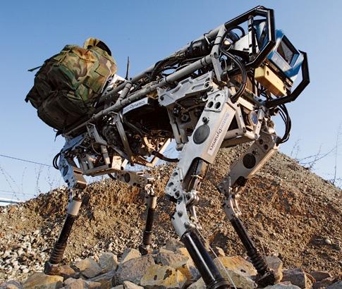 DARPA M3: программа по удешевлению и улучшению военных роботов США