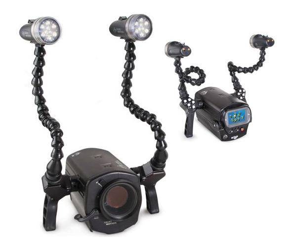 Видеокамера для океанографа