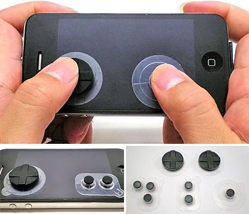 Игровые контроллеры для сенсорных устройств