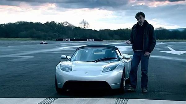 Tesla подала в суд на BBC за клевету в Top Gear