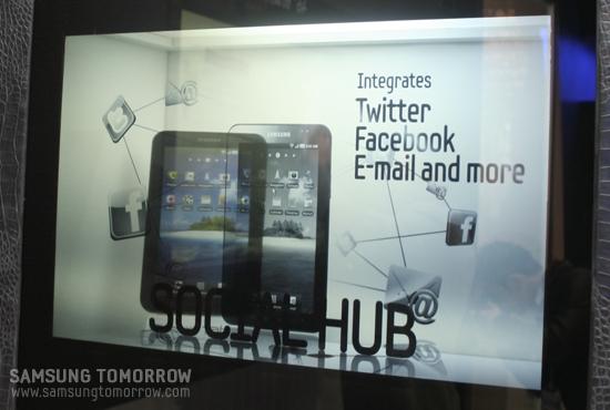 Прозрачный 22-дюймовый дисплей от Samsung