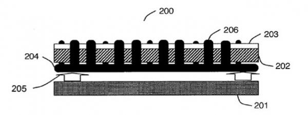 Apple запатентовала тактильный сенсорный экран