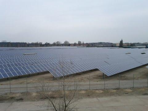 Google покупает 49% немецкoй солнечной электростанции