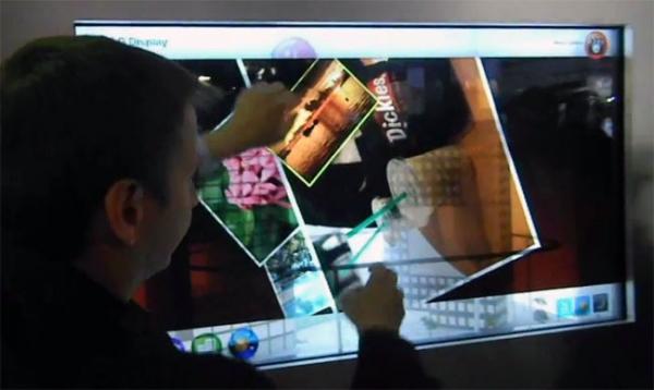 47-дюймовый прозрачный дисплей от LG