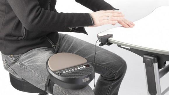 Korg Wavedrum Mini превратит любую поверхность в барабан