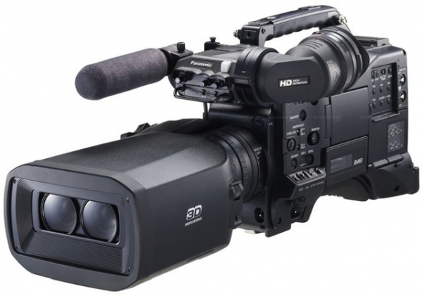3D-видеокамера Panasonic AG-3DP1