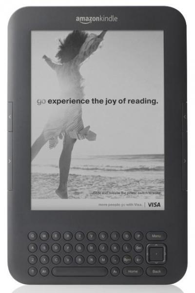 Спецпредложение: Amazon Kindle за 114 $ (но с рекламой)