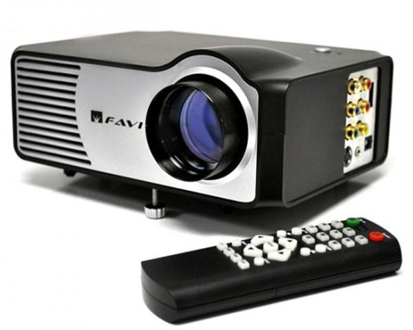 Мини-проектор Favi RioHD-LED-2