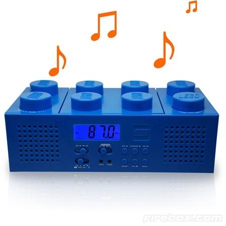 LEGO Boombox – большой музыкальный кубик