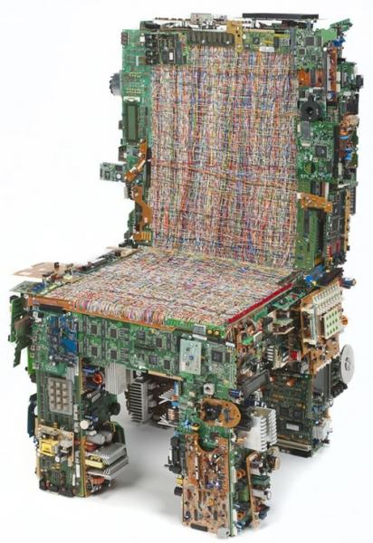 Бинарные кресла