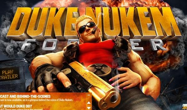 В сети появился новый трейлер Duke Nukem: Forever