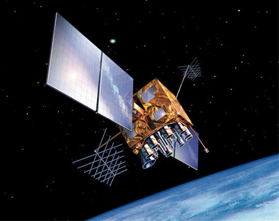 Lockheed Martin разрабатывает спутники для GPS нового поколения
