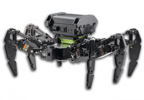 Шестиногий робот Hexapod KMR-M6