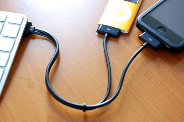 DuaLink – USB-кабель для двух iOS-устройств
