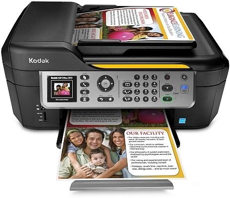 МФУ Kodak ESP Office 2170 с возможностью 3D-печати