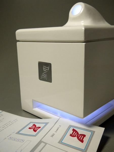 Концепция «ДНК-печати»