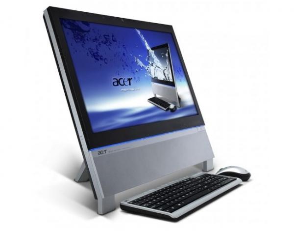 Acer Aspire Z5763 – компьютер-моноблок с жестовым управлением