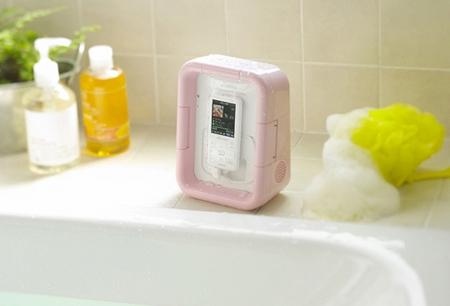 Splash Proof Portable Speakers – в ванну с мобильником