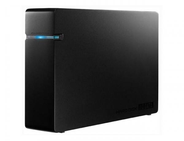 3-терабайтный внешний диск от I-O Data