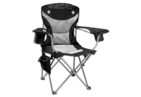 Раскладное кресло с динамиками