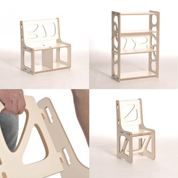 Модульная мебель «вдохновленная Lego»