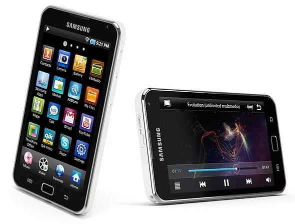 Медиаплееры Samsung Galaxy S WiFi