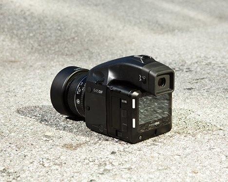 80-мегапиксельная фотокамера Phase One IQ180