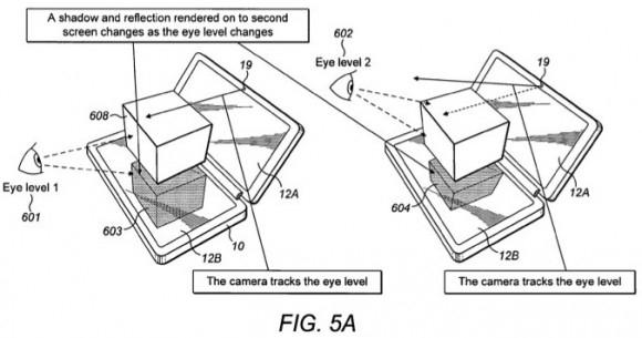 Nokia патентует 3D-коммуникатор