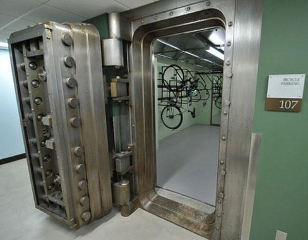 Хранилище для тех, кто воспринимает кражи велосипедов всерьез
