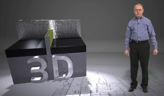 Все будущие CPU Intel будут основаны на «3D-транзисторах», начиная с 22-нм Ivy Bridge