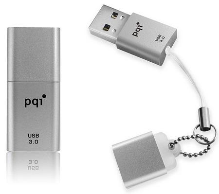 Мини-флешка PQI Intelligent Drive U819V