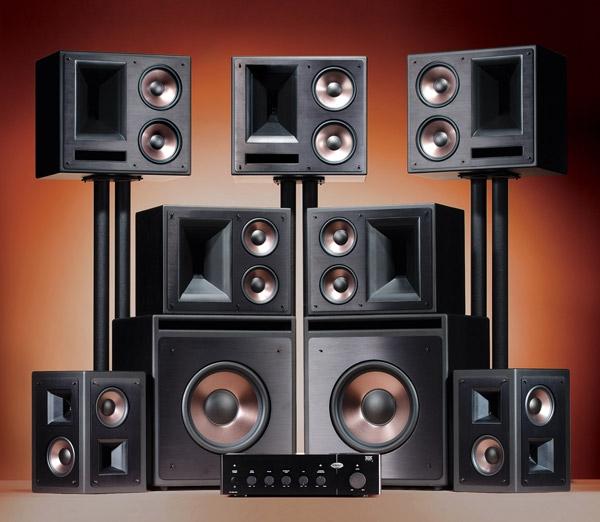Как хорошенько потратиться на аудиосистему – или Klipsch THX Ultra2