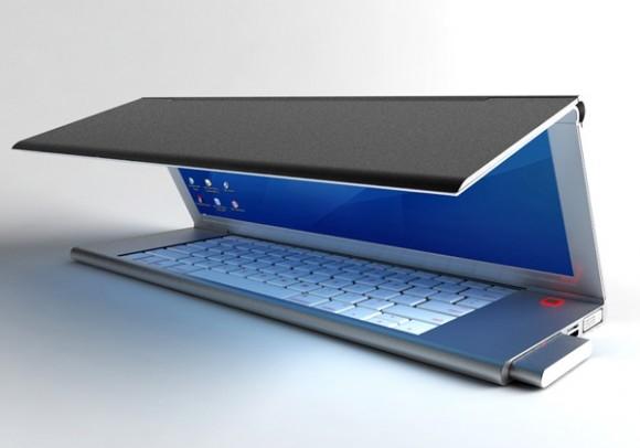 Feno: еще один концепт «раскладного» ноутбука