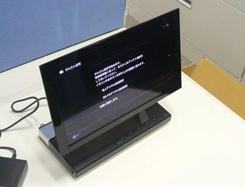 Сексуальный OLED дисплей от Sony