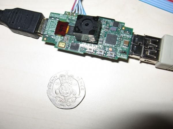25-долларовый компьютер Raspberry PI