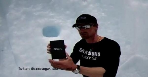 3G-звонки и твиты с вершины горы Эверест