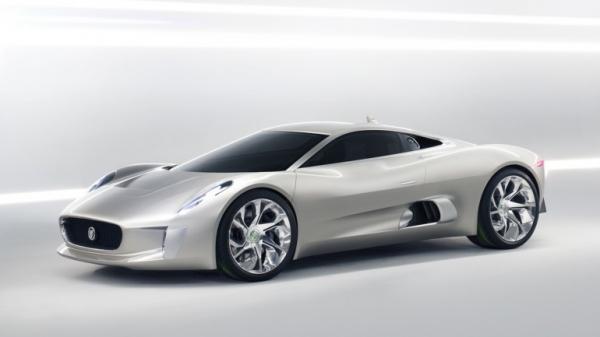 Jaguar выпустит гибридный спорткар стоимостью 1,5 млн. долларов