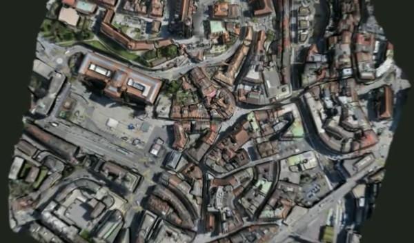 Pix4D «на лету» превращает результаты обычной аэросъемки в 3D карты