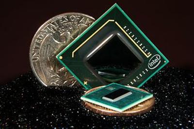Новые процессоры Intel Atom для платформы Cedar Trail
