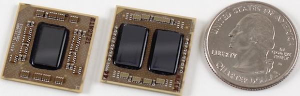 VIA готовит «мобильные» четырехъядерные CPU