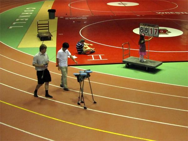 Шагающий робот Ranger прошел более 65 километров на одном заряде